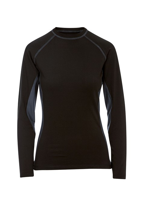 Дамска черна блуза Exploit