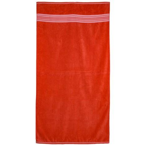 Плажна кърпа Fisherman червена