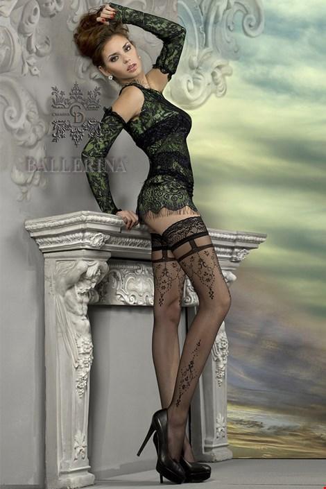 Луксозни силиконови чорапи J collection 212