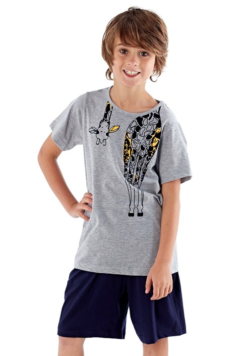 Пижама за момчета Giraffe