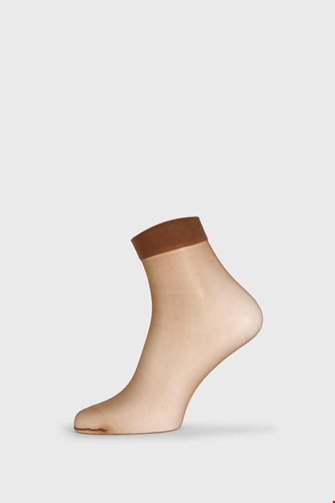 2 PACK силонови къси чорапи 15 DEN