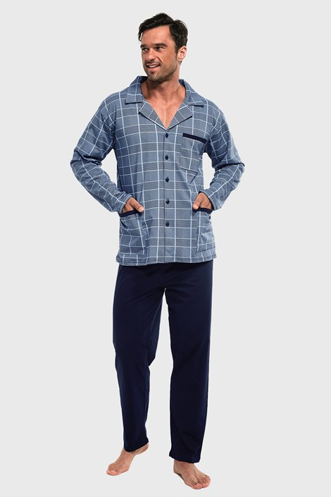 Карирана пижама Ales III