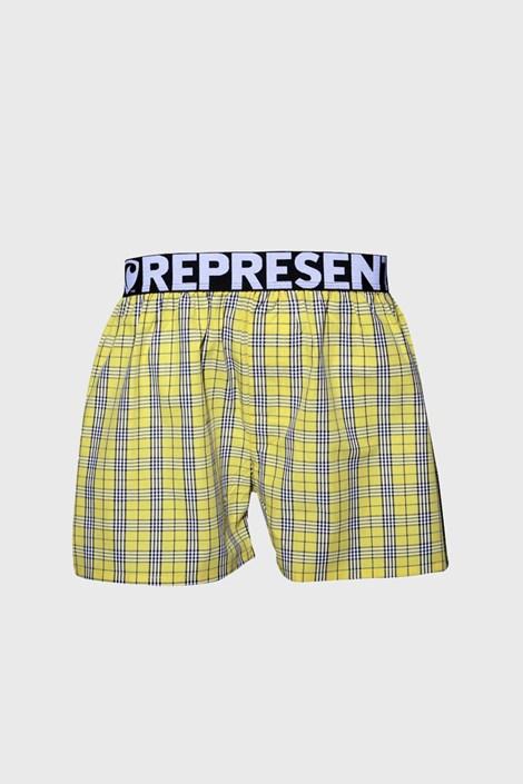 Жълти шорти Represent Classic Mike