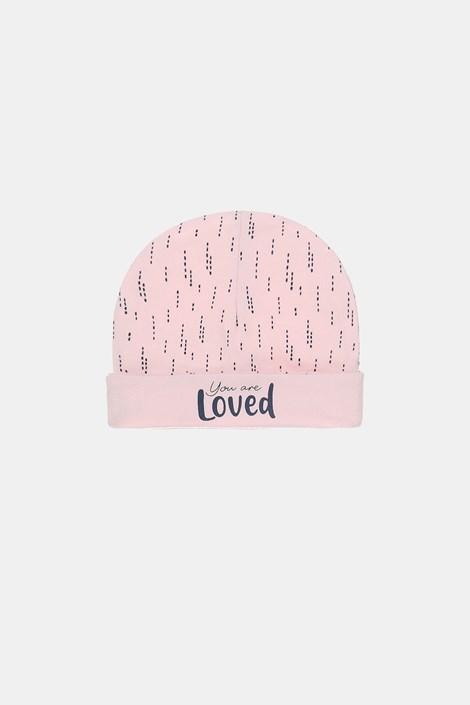 Бебешко шапка за момичета Baby sweet
