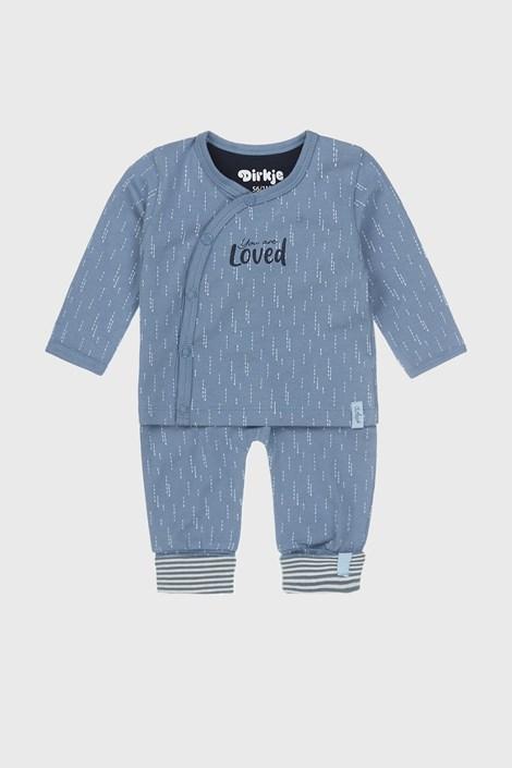 Бебешки комплект за момчета Lovely boy