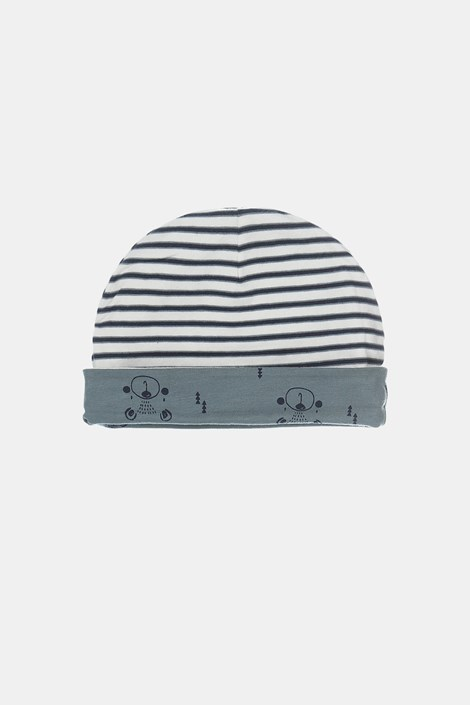Бебешка шапка за момчета Baby boy