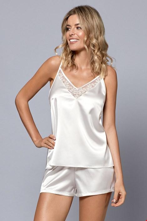 Дамска сатенена пижама Perla