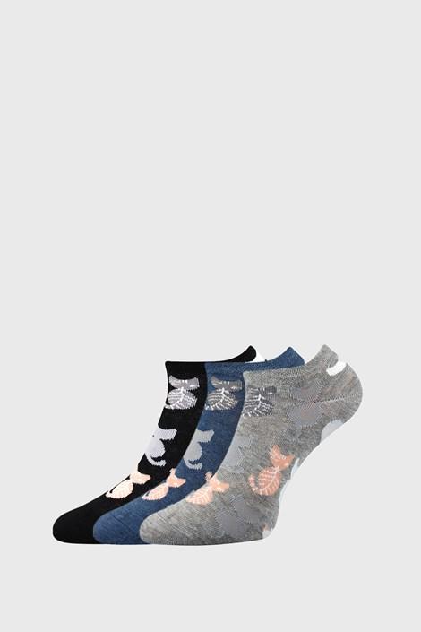 3 PACK дамски чорапи Piki 54