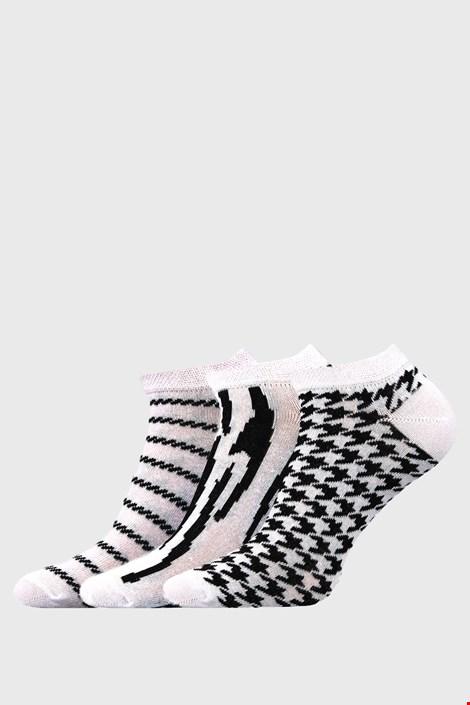 3 pack дамски каси чорапи Piki 34
