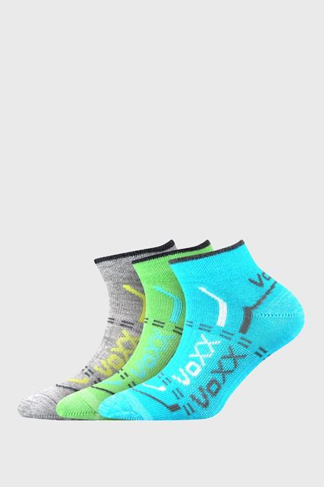 3 PACK къси чорапи за момчета VOXX