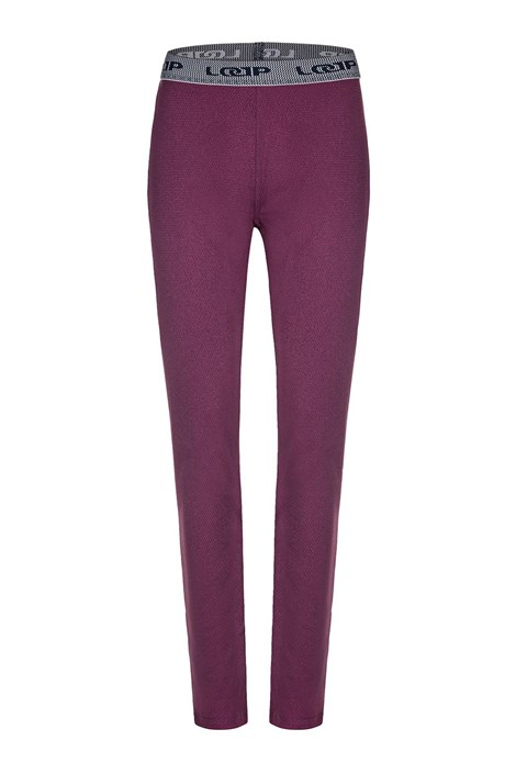Виолетов функционален панталон LOAP Peddy