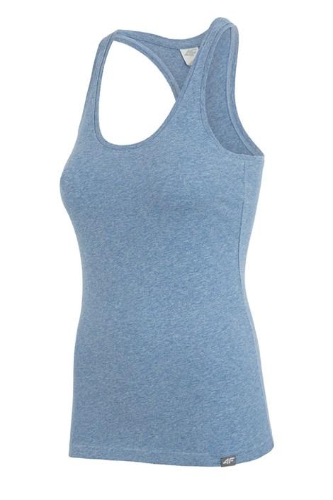 Дамски спортен потник 4F Blue