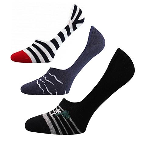 3 pack дамски чорапи Vorty